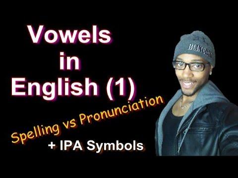 Vowels in English (1): Mastering IPA symbols