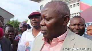 Download Video Avant départ na GOMA FELIX-TSHISEKEDI na KAMERHE Boyoka makambu ya BASE ya limete MP3 3GP MP4