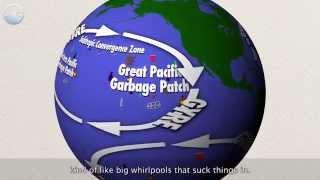 Что такое Большое Тихоокеанское мусорное пятно?