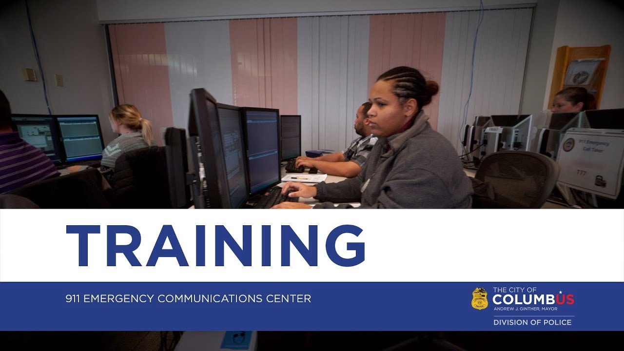Download 911 Emergency Communications Center Training