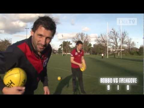 Skill tester with Jack Trengove