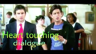 Download Shahrukh Khan Heart Touching Dialogue Whatsapp