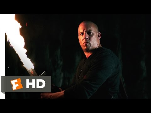 The Last Witch Hunter (9/10) Movie CLIP - Witch Queen vs. Witch Hunter (2015) HD