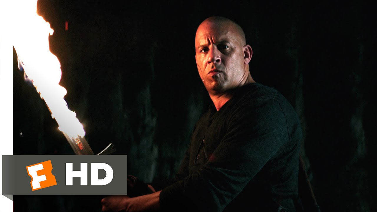Download The Last Witch Hunter (9/10) Movie CLIP - Witch Queen vs. Witch Hunter (2015) HD