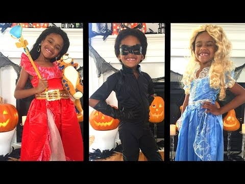 Thumbnail: Kids Costume Runway Show Top costumes ideas for family kids baby Girls Disney Marvel Superheroes