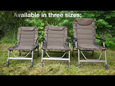 CARP FISHING TV*** R Series Camo Chairs YouTube