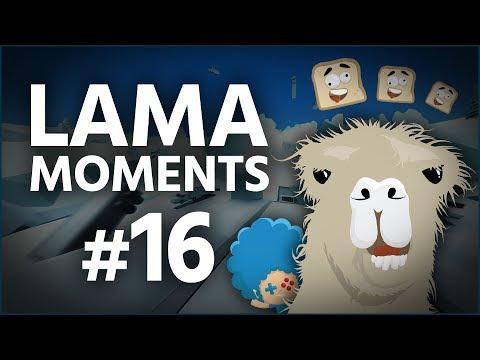 LAMA Moments #16 | Cień żarówki, czyli sucha strona tirogamingu!