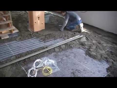 Professional Dry Pack Floor Leveling, Kitchen,basements, And Bathroom.