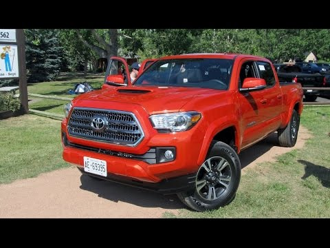 2016 Toyota Tacoma In Depth Video   Exterior, Interior, Engine, U0026 Suspension