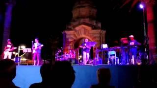 "Kiss of life performing Roby Facchinetti's song ""Il volo di Haziel""..."