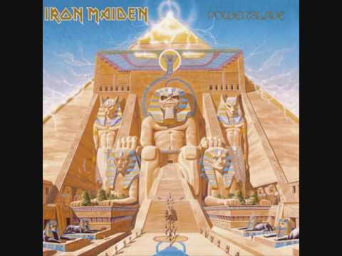 Iron Maiden - Powerslave (Full Album)