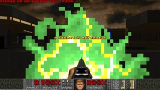 Doom 2 Map 03 Nomo in 0:18.77