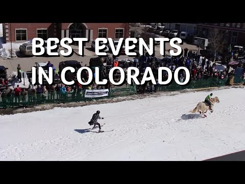 The Most Unique Festivals in Colorado