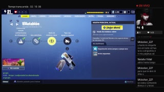 FORTNITE save the world, daily challenge.