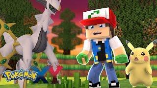 Minecraft: Pokemon X Y - O LENDARIO ARCEUS #23