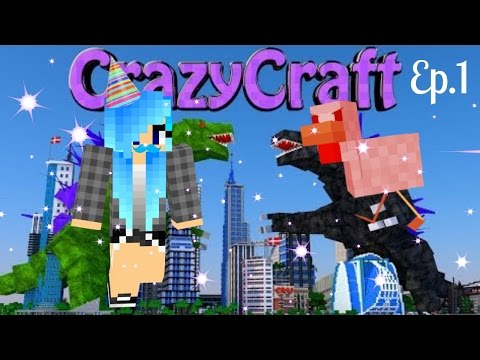 ATTACK OF THE CHICKENS - Minecraft Crazy...