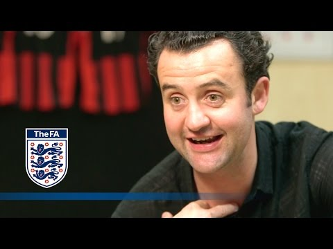 Actor Daniel Mays on Leyton Orient & The Emirates FA Cup   Famous