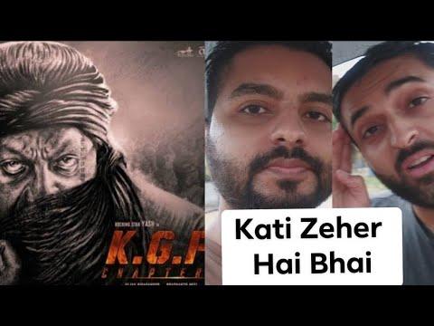 KGF Chapter 2 Sanjay Dutt as Adheera Reaction by Pakistani ...