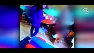 Dan a conocer video donde parvularia pasó trapero por la cara de un niño - CHV NOTICIAS