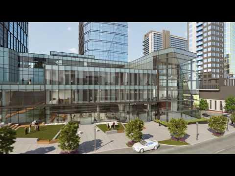 NCR World Headquarters - Midtown, Atlanta (Exterior)