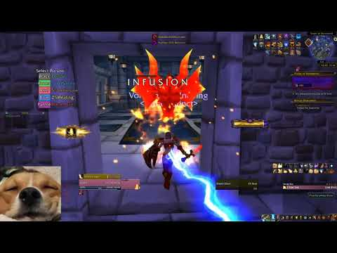 Horrific Visions Of Stormwind 5 Mask Holy Paladin Solo