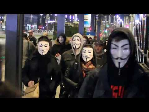 Anonymous - Million Mask March 2018