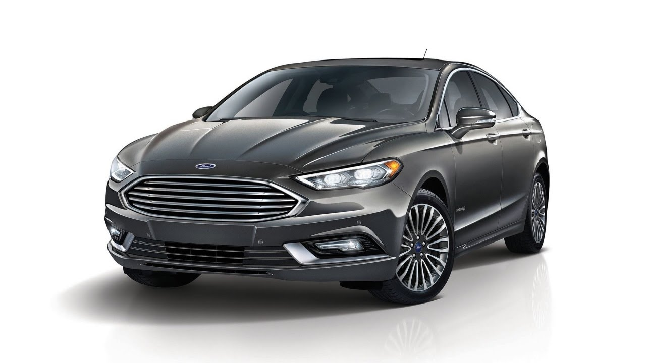 Ford Fusion Hybrid 2017 Car Review