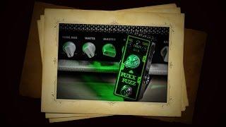 ToneCity Fuxx Fuzz - Octave Fuzz Pedal Demo