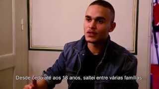 Ashley John-Baptiste Hillsong Live Lisboa - Entrevista