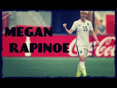 Megan Rapinoe [Skills & Goals] | DeCoCo Soccer