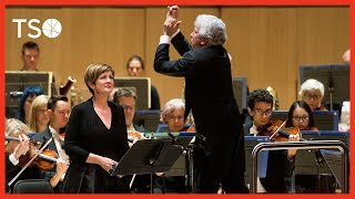 Howard Shore/Elizabeth Cotnoir: L'Aube / Peter Oundjian · Toronto Symphony Orchestra & Susan Platts