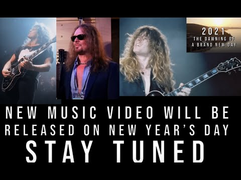 """Guitarist John Sykes (Thin Lizzy/Whitesnake) to debut new song """"Dawning Of A Brand New Day"""""""