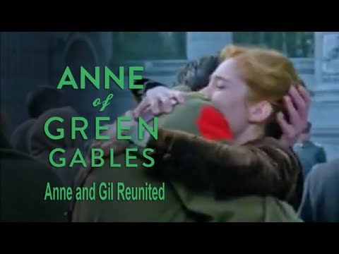 Anne and Gil reunited