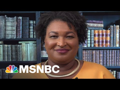 Stacey Abrams' 'Hot Call Summer' Asks Supporters To Call Senators Daily