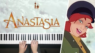 Journey To The Past from Anastasia - Piano Cover