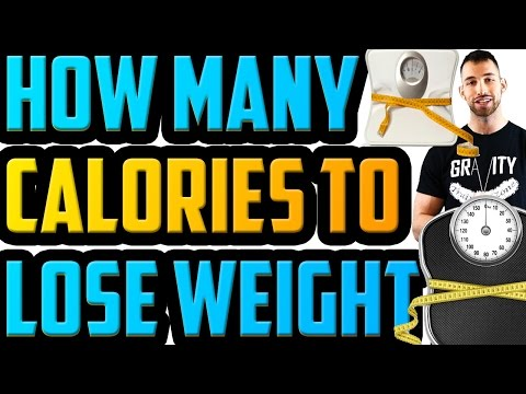 How Many CALORIES Should I Eat to LOSE WEIGHT   how many calories do i need   calorie intake to loss