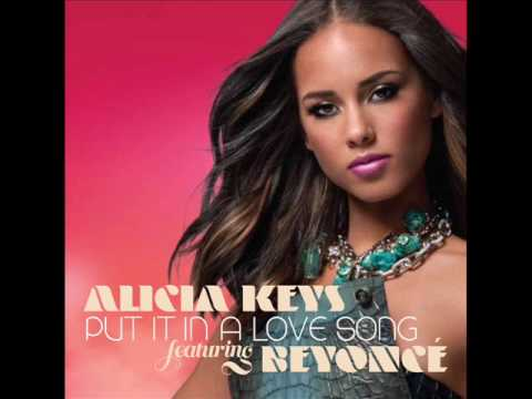 Alicia Keys - Put It In A Love Song feat. Beyonce