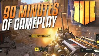 Black Ops 4 - 90 Minutes of Gameplay! (Call of Duty: Black Ops 4)