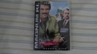 Magnum PI Complete Series