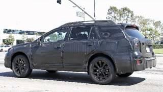 Новый Subaru Outback 2014-2015: фото, тест-драйв (видео), технические характеристики