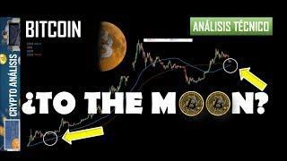 Bitcoin ¿TO THE MOON?   Btc/Criptomonedas TRADING ANÁLISIS/NOTICIAS
