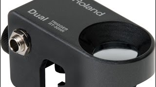 ryanplaysdrums.com - NEW Roland RT-30 Triggers introduction.