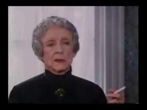 Bette Davis scene from As Summers Die