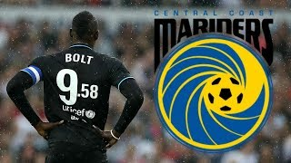 Usain Bolt to play in the A-League? Possible Central Coast Mariner player |