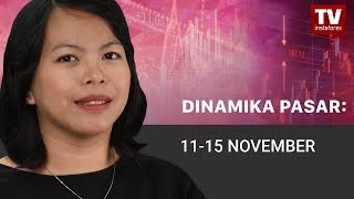 InstaForex tv news: Dinamika Pasar ( 11 - 15 November)