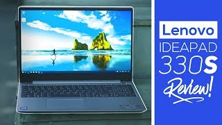 Lenovo IdeaPad 330S Review 2018! - A Thin And Light Budget Laptop!