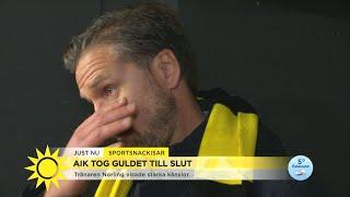 AIK vann SM-guld –