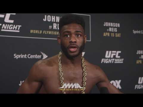 UFC on FOX 24: Aljamain Sterling Forced to Change Style Due to 'Lack of Knowledge' From Judges
