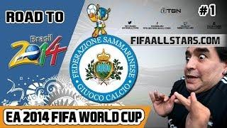 EA 2014 FIFA World Cup - San Marino La Otra Pasion #1