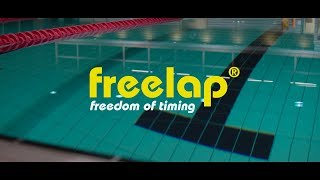 Swimming - Smart individual coaching with Freelap timing system 2019